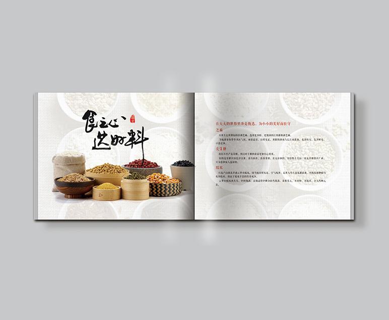 食它乐企业画册设计