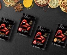 麦丽丝品牌系列包装设计